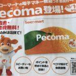 Pecoma(ペコマ)はセイコマの電子マネー