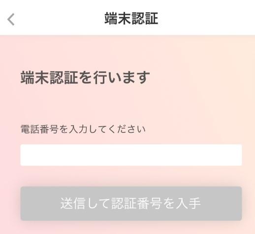 「J-CoinPay(ジェイコインペイ)」アプリで端末認証