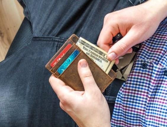 必要なカードだけ持ち歩く