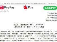 【お得な詳細解説】3000円もGET!セブン‐イレブン最大20%戻ってくる!キャンペーン3社合同企画!