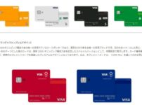 VisaLINE Payカード