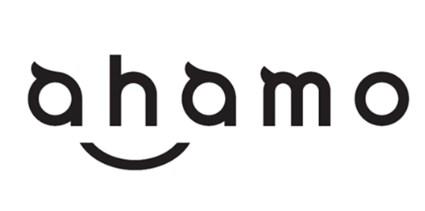 アハモahamoロゴ